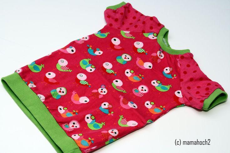 Tolles Tshirt! Mein nächstes Nähprojekt! von Mamahoch2: Basicschnitt: Raglan T-Shirt - Mamahoch2 http://www.mamahoch2.de/2014/05/basicschnitt-raglan-t-shirt.html