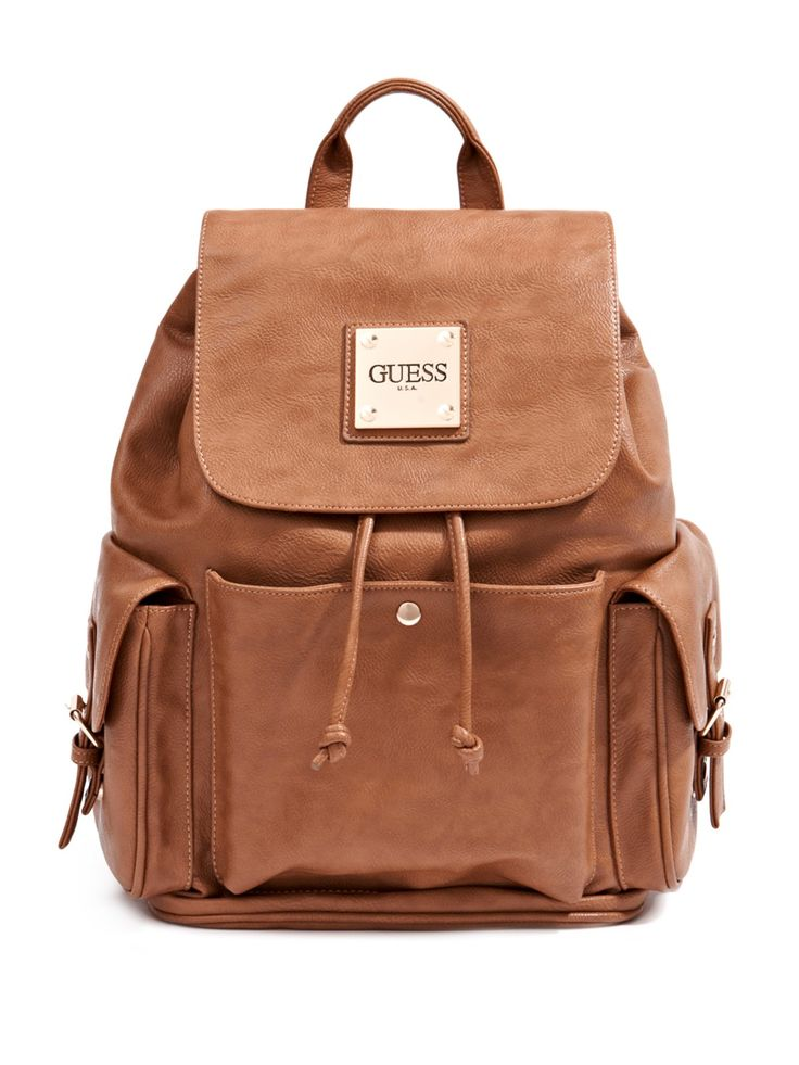 Guess Jessica Drawstring Backpack |