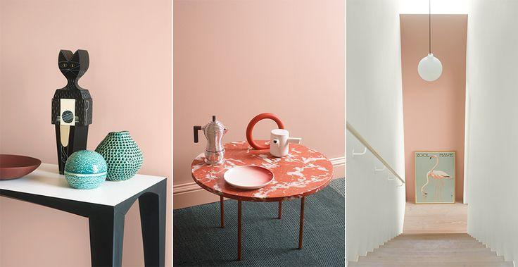 DELIGHTFUL PINK 2992 Farge Interiør | Jotun.no