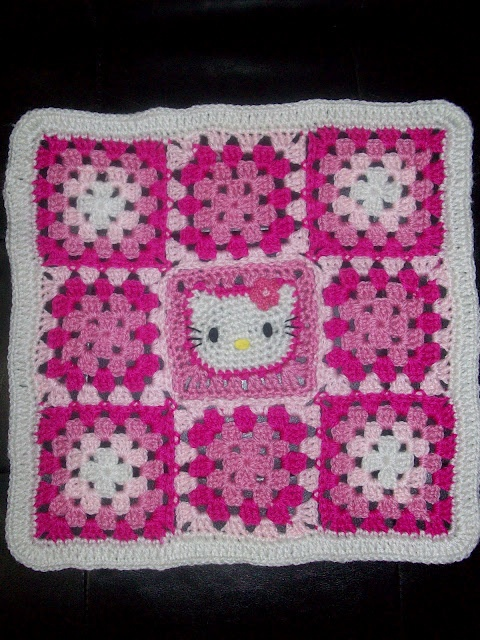 Free Crochet Hello Kitty Pillow Pattern Dancox For