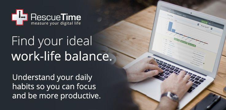 Denkst Du öfter, wer hat an der Uhr gedreht? Diese App trackt Deine Online-Aktivitäten: https://www.rescuetime.com #seonerd #Adventskalender