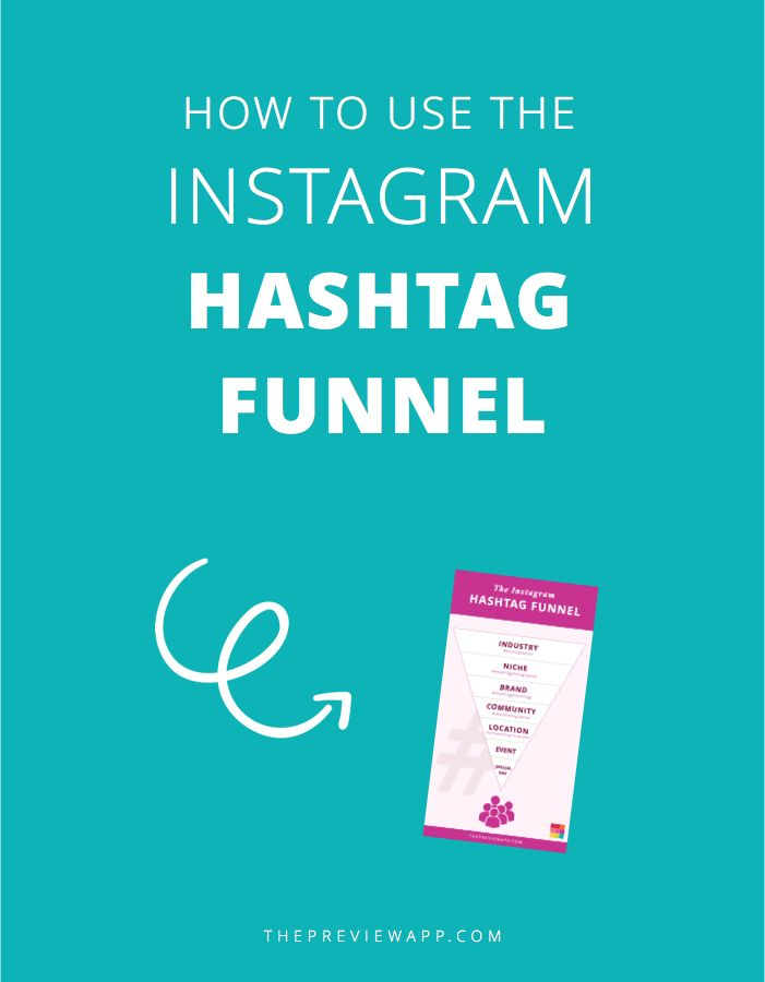 How to choose the best Instagram hashtags for your business? Follow the Instagram hashtag funnel: 9 different types of Instagram hashtags you need to use to grow your account.