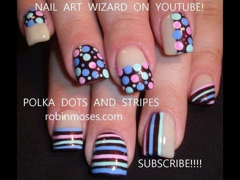 @Krista McNamara Peterson polka dots and stripes-awesome!