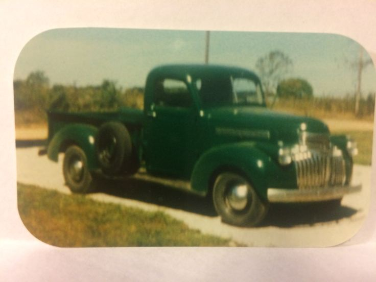 1946 Chevy 3/4 Ton Pickup.
