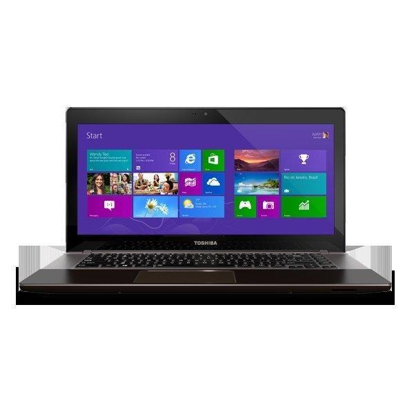 Toshiba Satellite U845W-S4170 Laptop Notebook Windows 8 - Intel i5-3337U Up to 2.70GHz with Intel® T