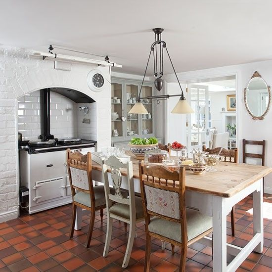 Kitchen-diner   Take a tour around a light and bright cottage in County Antrim   House tour   PHOTO GALLERY   25 Beautiful Homes   Housetoho...
