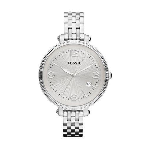 Fossil Damen-Armbanduhr Analog Edelstahl ES3129 - http://uhr.haus/fossil/fossil-damen-armbanduhr-analog-edelstahl-es3129