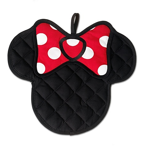 Oh yes, I would.  ''Best of Mickey'' Minnie Mouse Potholder - I guess I'm a kid at heart!