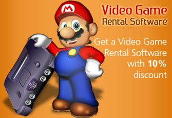 The popularity of the video games rental software is increasing day by day as people are searching for saving the effort and time to purchase new video games.