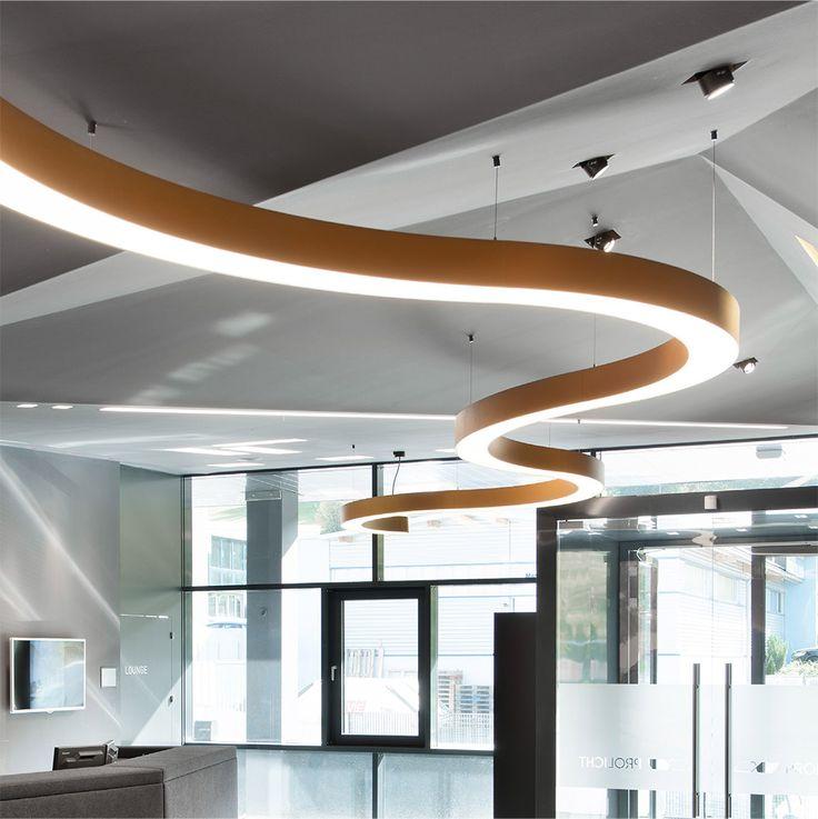 prolicht-super g WORK Pinterest Ceilings and Lights - led leisten küche