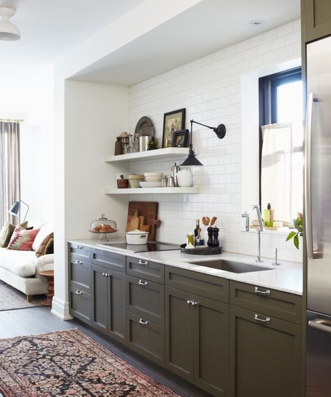 Simpsons Kitchen Remodel: 1000+ Ideas About Olive Green Paints On Pinterest