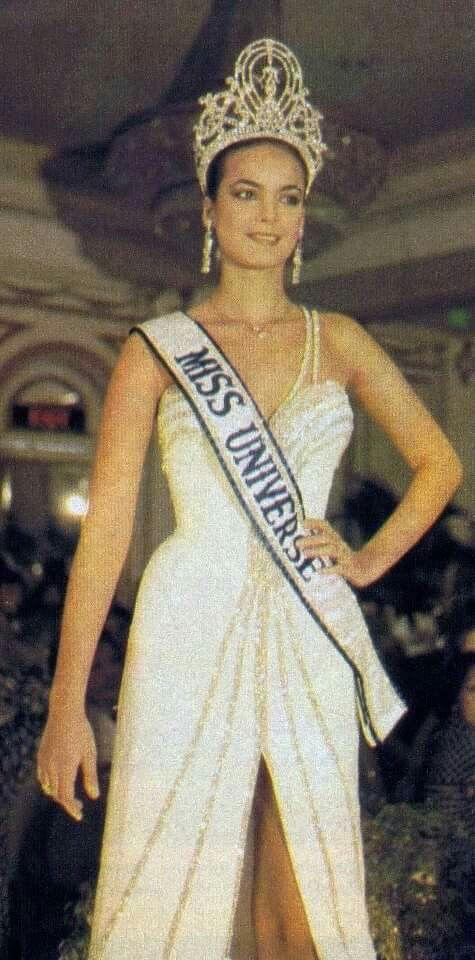Maritza Sayalero Venezuela Miss Universe 1979 Miss