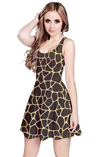 Giraffen Kostüm selber machen Kleid ca 16€| Kostüm Idee zu Karneval, Halloween & Fasching