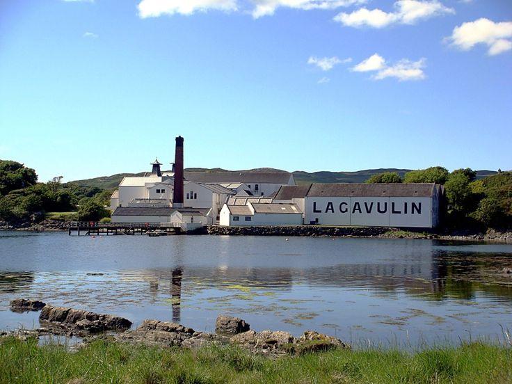 Lagavulin distillery. Picture: Wikimedia