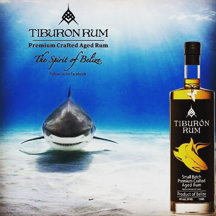 Shark week coming fast are you ready? Better get your Tiburon Rum !!