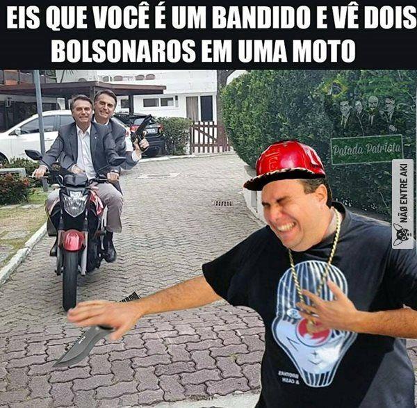 Bolsomito2018! CABO!! CABO !! PORRA!!||||||Te Amo||