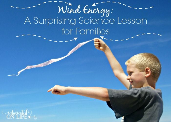 Learn how your family can take advantage of wind energy.
