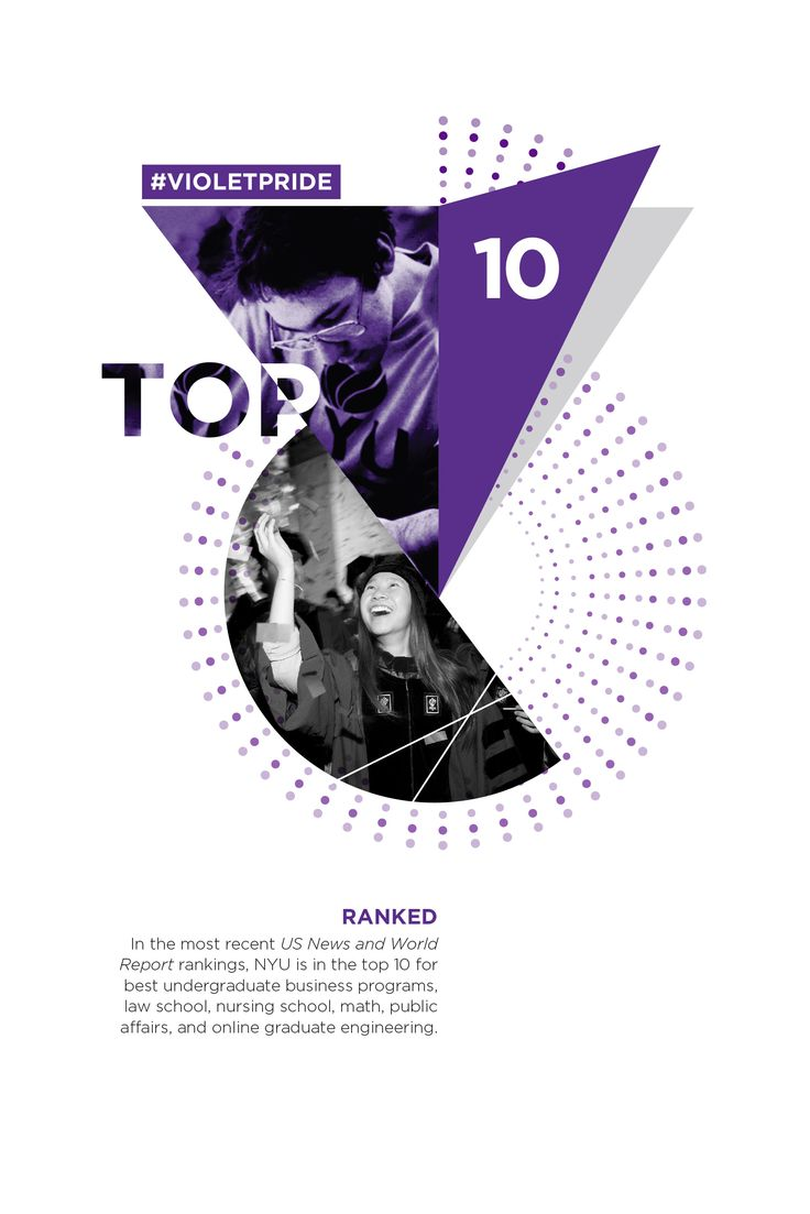 In the most recent us news and world report rankings nyu is in the top