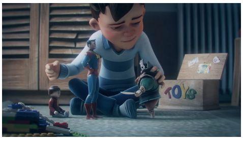 Μικρή Αγκαλιά: Παιδική Κακοποίηση