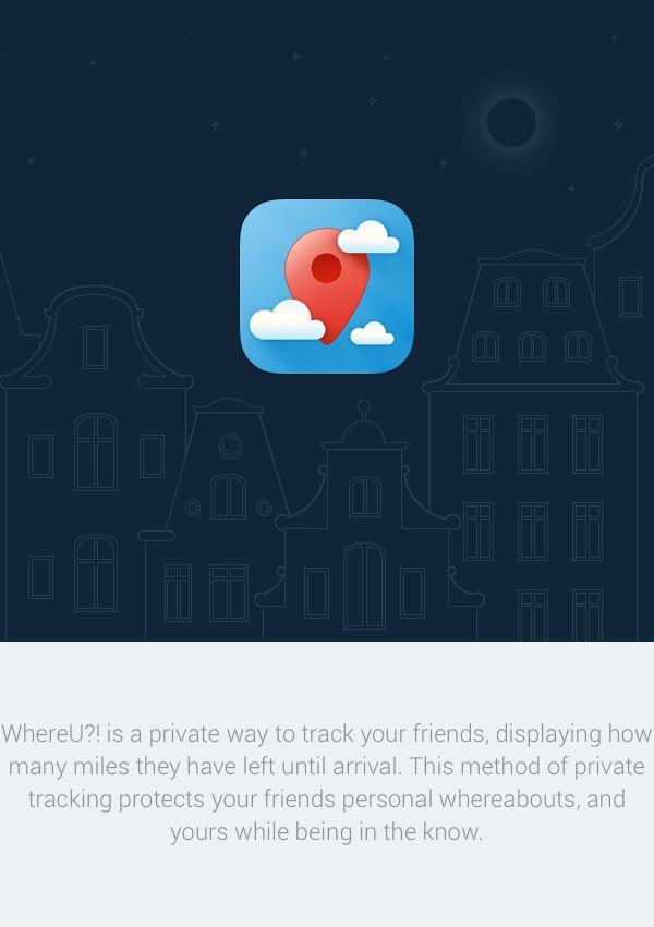 Where are we app mobile ui icons pinterest app - Pinterest mobel ...