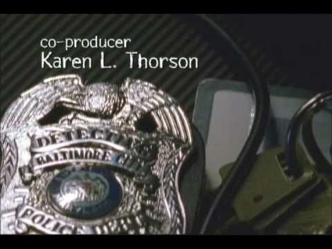 The Wire - Season One Opening Credits.  Blind Boys my favorite version.