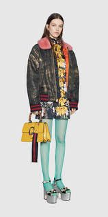 Gucci Look 45 - Women, Fall Winter 2016 Runway Collection