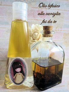 olio bifasico vaniglia
