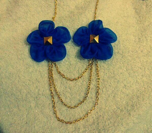 kalung bunga rantai, IDR 30.000