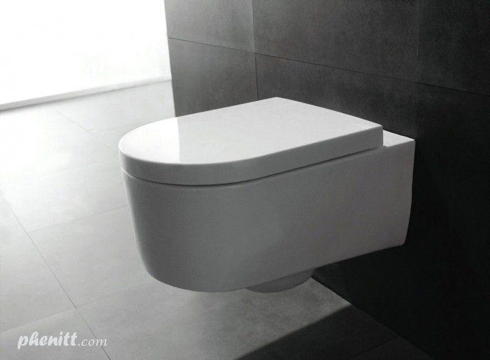 14 Best Wall Hung Pan Wall Mounted Toilet Phenitt