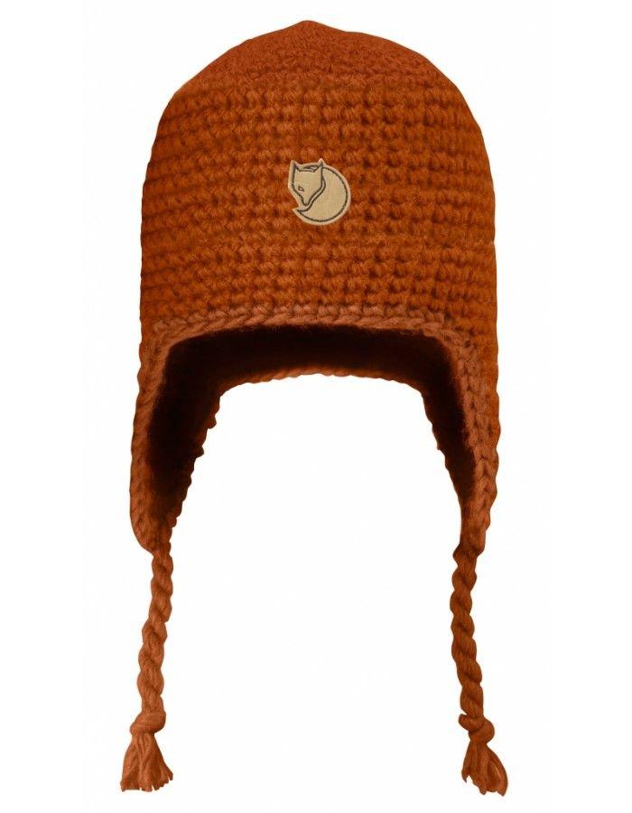 Fjellreven Crochet Hat - Autumn Leaf