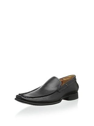 33% OFF Robert Wayne Men's Seth Slip-On Loafer (Black)