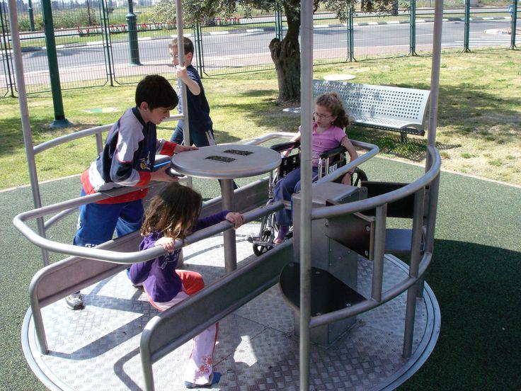 Kids Wooden Swing