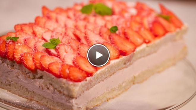 Aardbeien misérable - Rudolph's Bakery | 24Kitchen