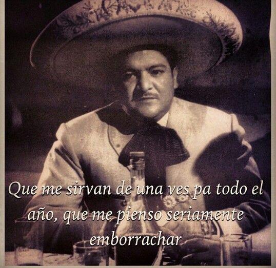 Jose Alfredo Jimenez ! uy si esta siendo hora de ponerme hasta las chanclas