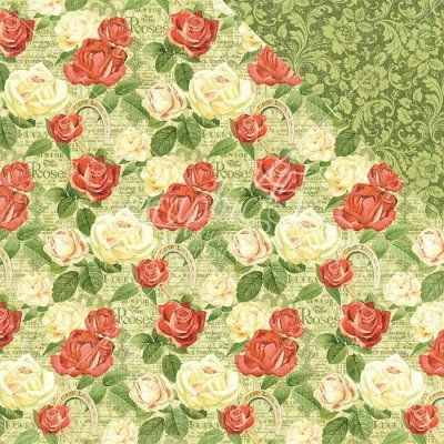Papper Graphic 45 Off to the Races Run for the Roses