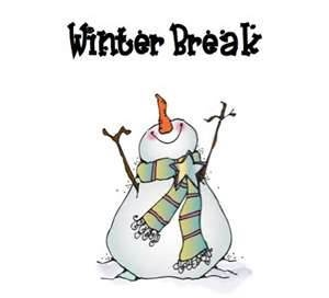 Image Result For Winter Break Clipart