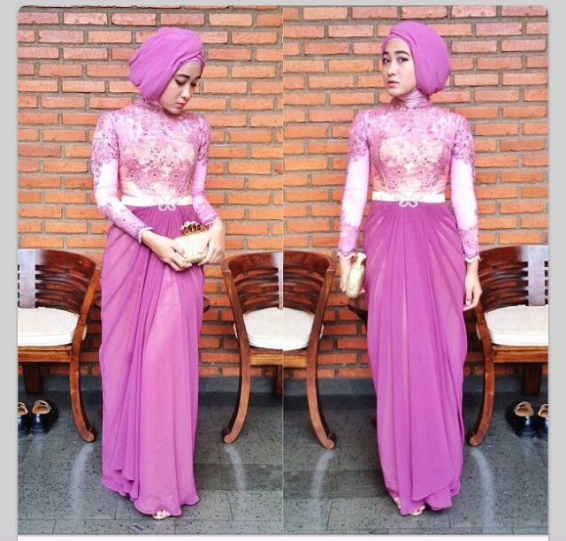 #kebaya #inspiration for hijab