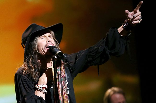 """Steven Tyler's is going rural with his boho-hippie style in the new video for """"Love Is Your Name,"""" as he forays into the country music genre."""