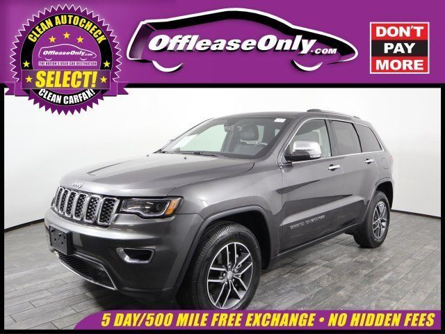 Ebay 2018 Grand Cherokee Limited Rwd Off Lease Only 2018 Jeep