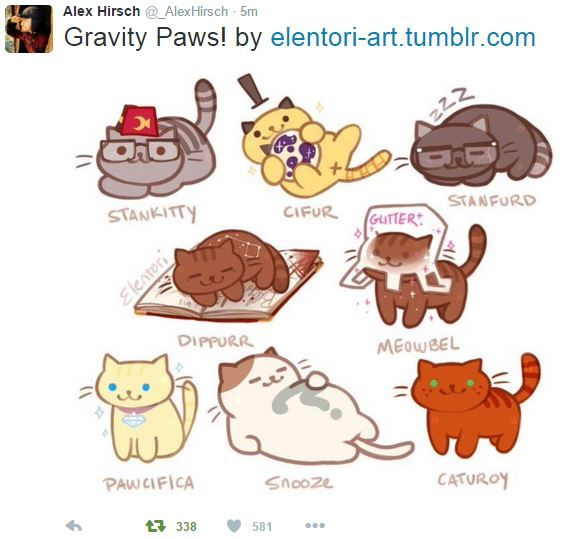 Follow Olivia Dalebout. She is an amazing girl and much prettier than I am. She introduced me to Gravity Falls to.