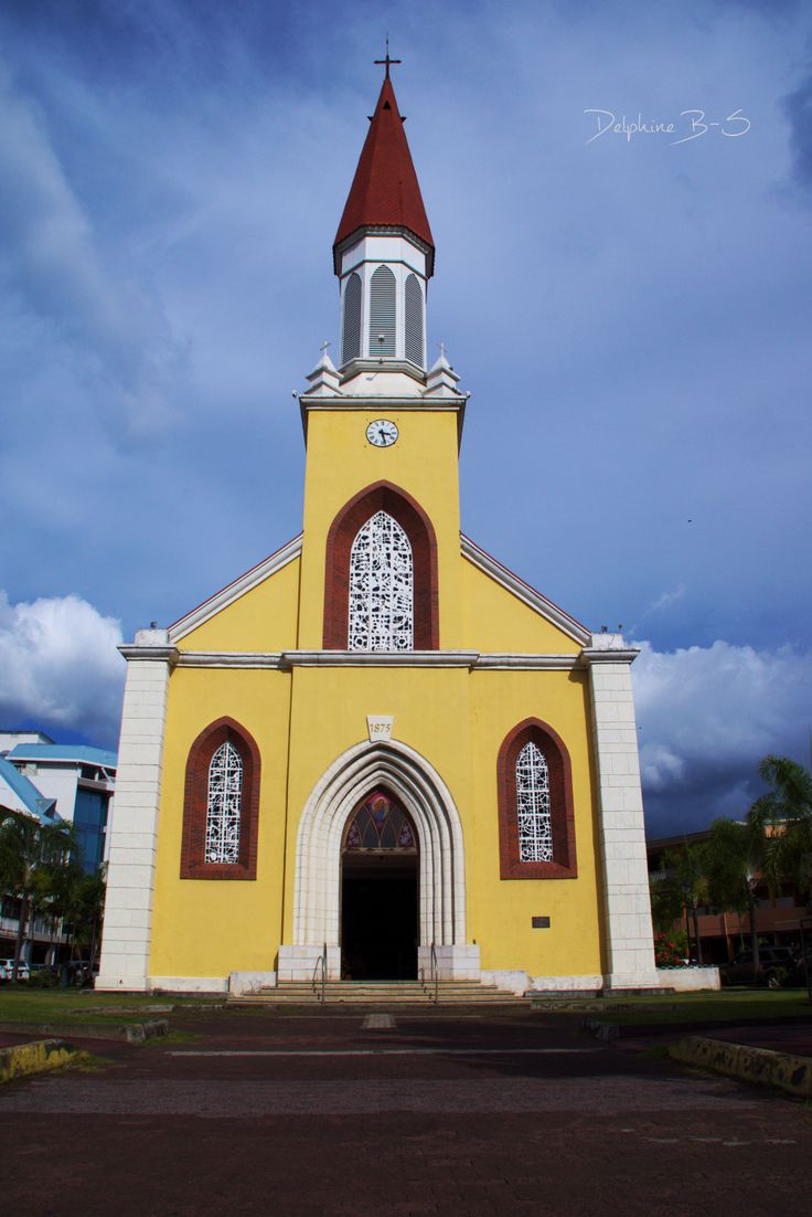 Cathédrale Papeete