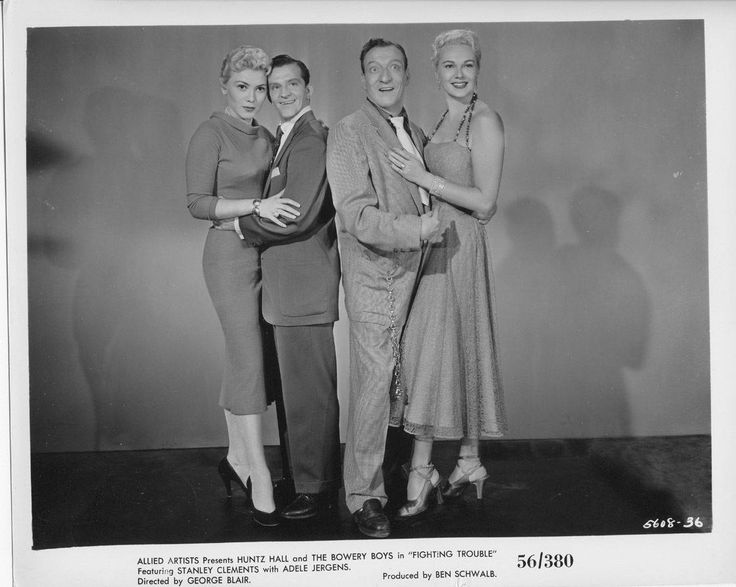 A vintage press shot of stars Laurie Mitchell, Stanley ... | 736 x 587 jpeg 52kB