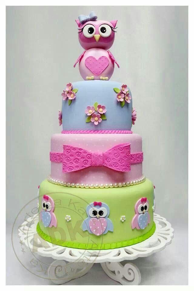 Buho cake                                                       …