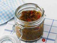 Veganer Pflaumen-Mandel-Spread