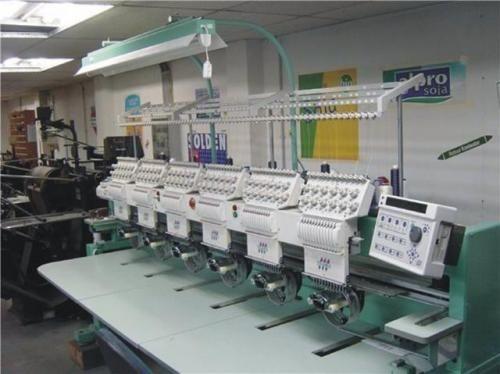 Maquinas bordadoras usadas, a la venta