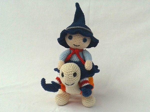827 best amigurumi gnom hexe usw images on Pinterest   Spielzeug ...