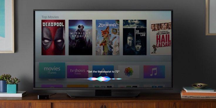 tvOS 10.2.2 actualización para el Apple TV es ahora