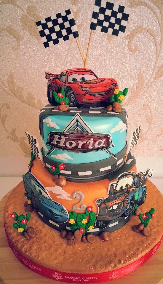 17 Best images about Disney Pixar Cars Cake on Pinterest ...