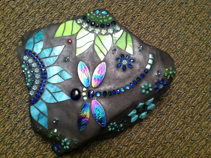 Glass Stone Crafts