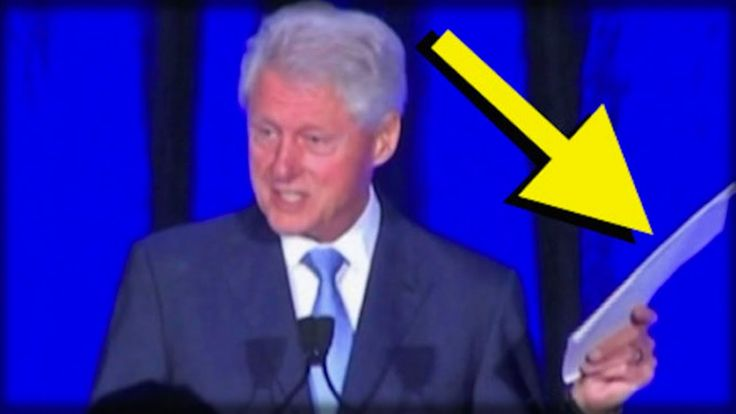 ANOTHER CLINTON FOUNDATION?? 10/4/16=BREAKING: BILL CLINTON'S BIGGEST SECRET EVER HAS BEEN EXPOSED! HE COULD ...